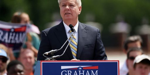 Do Democrats Have A Shot At Unseating Lindsey Graham?