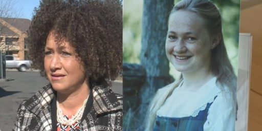 Rachel Dolezal Resigns As Head Of Spokane N.A.A.C.P.