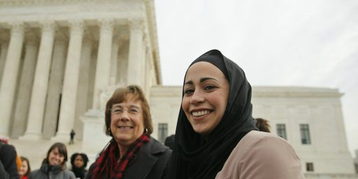 Supreme Court Sides With Muslim Woman In Religious Discrimination Case