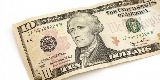 Treasury Department Likely To Spare Alexander Hamilton, Bad News For Andrew Jackson