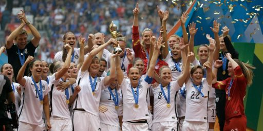 Women's World Cup Pay Disparity Is Due To The Marketplace, Not Discrimination