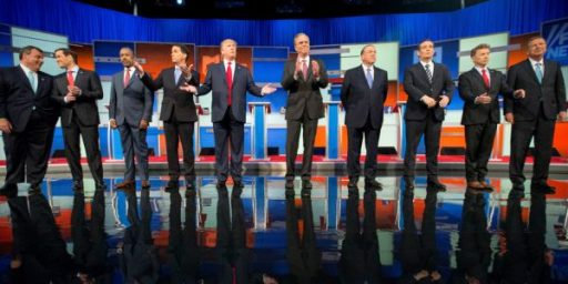 CNN Revises Debate Criteria, Fiorina Now Likely To Make The Cut For The Main Debate