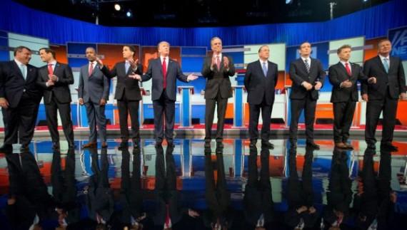 Republican Debate August 6