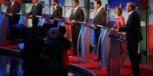 Fixing the Debates