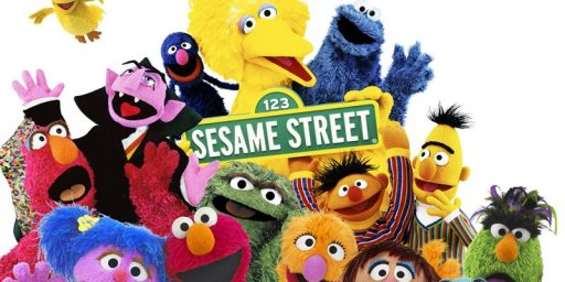 Sesame Street Moves To HBO