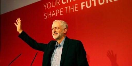 British Labour Party Takes A Strong Tilt Left In Leadership Election