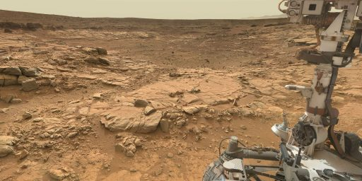 NASA Reports Finding Signs Of Liquid Water On Mars