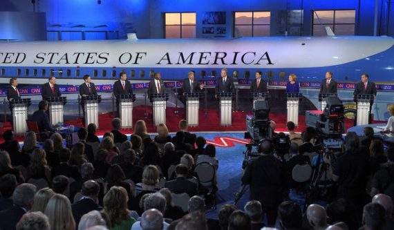 Republican Debate September 16 Two