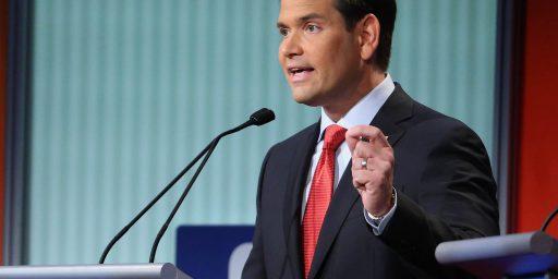 Marco Rubio, The Next GOP Rising Star?