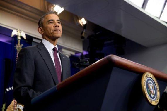 Obama Podium