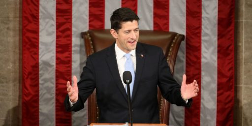 Paul Ryan's Comments On The Likelihood Of Immigration Reform Simply Reflect Political Realty