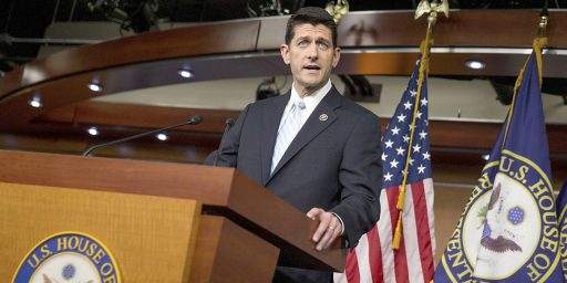 """With Last Obstacles To Becoming Speaker Clear, Paul Ryan Is """"All In"""""""