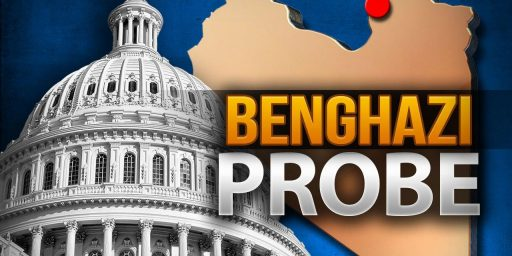 Former Benghazi Committee Staffer Sues Committee, And Rep. Trey Gowdy