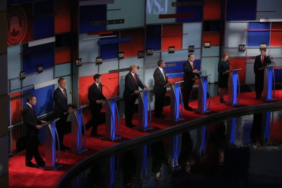 Fourth Republican Debate Nov 10 2015