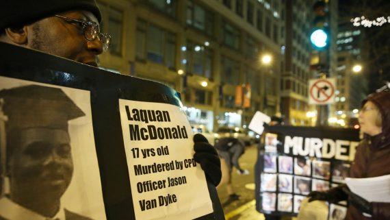 Laquan McDonald Protest