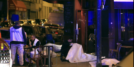 A Night Of Terror In Paris