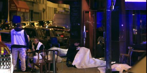 A Night Of Terror In Paris