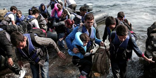 Thanks To Pandering And Fearmongering, Syrian Refugees Are Now Pawns In American Politics