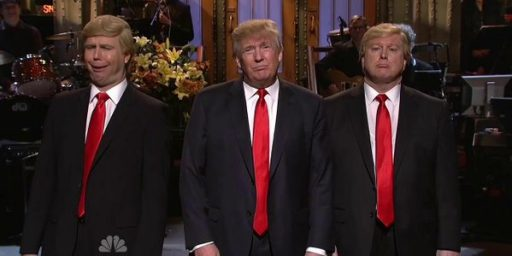 Donald Trump Fails To Make <em>Saturday Night Live</em> Great Again