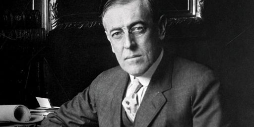 Protests At Princeton May Lead To Admitting Uncomfortable Truths About Woodrow Wilson