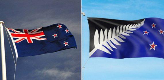 New Zealand Flag Choices