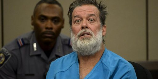 Colorado Springs Planned Parenthood Shooter Robert Dear Found Incompetent To Stand Trial