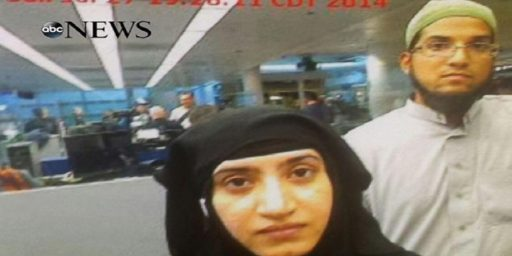 FBI: San Bernardino Shooters Tashfeen Malik And Syed Farook Radicalized Years Before Marriage