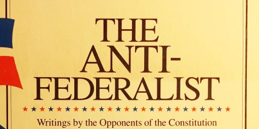 Greg Abbott, Anti-Federalist