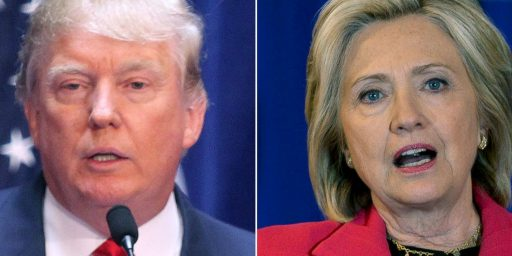Trump, Clinton Hold Leads In Final <em>Des Moines Register</em> Iowa Poll