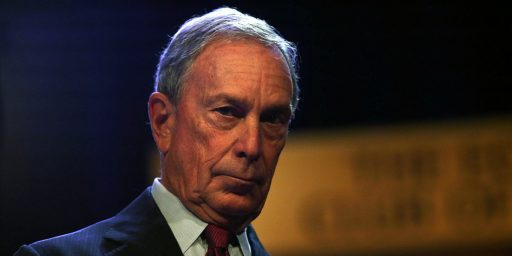 Michael Bloomberg Apparently Thinking Of Running For President For Some Reason