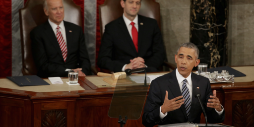 Obama's Lame Duck State Of The Union