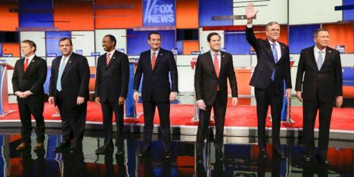 Trumpless Republican Debate Garners 12.5 Million Viewers