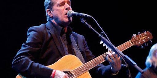 Glenn Frey, Eagles Founder, Dead at 67