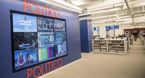 politico-newsroom