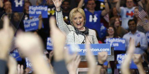 Hillary Clinton Trounces Sanders In South Carolina