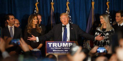 Donald Trump Wins Michigan, Mississippi, Adds To Delegate Lead