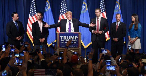Donald Trump Victory Nevada