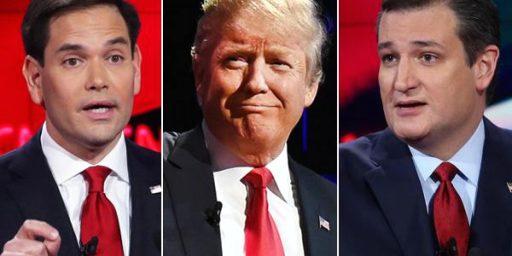 Ted Cruz Wins Iowa GOP Caucus, Trump Second, Marco Rubio A Strong Third