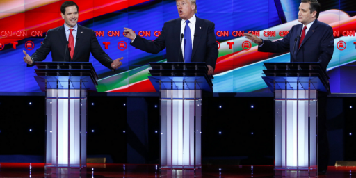 Gloves Come Off Against Trump In Tenth Republican Debate, But Is It Too Little, Too Late?
