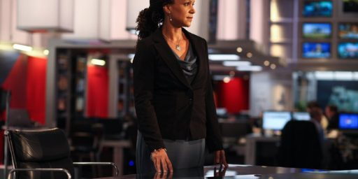 Melissa Harris-Perry Doesn't Understand TV