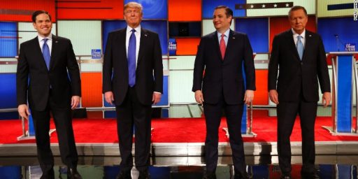 Trump And Cruz Split 'Super Saturday' Wins While Rubio And Kasich Struggle To Stay Relevant