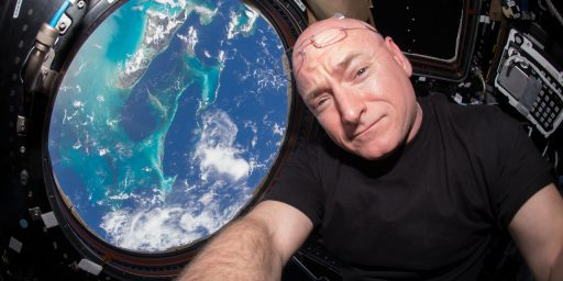 Scott Kelly's Year In Space Apparently Caused Changes In His DNA (Updated)