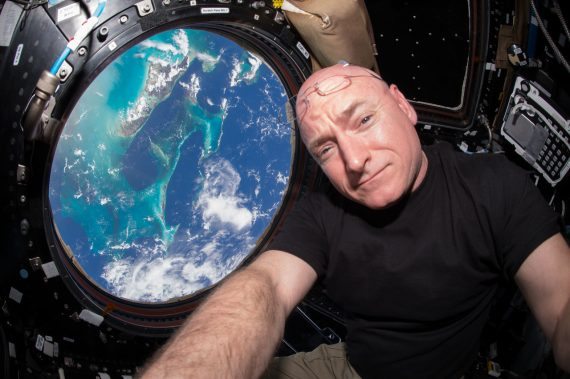 Scott Kelly ISS