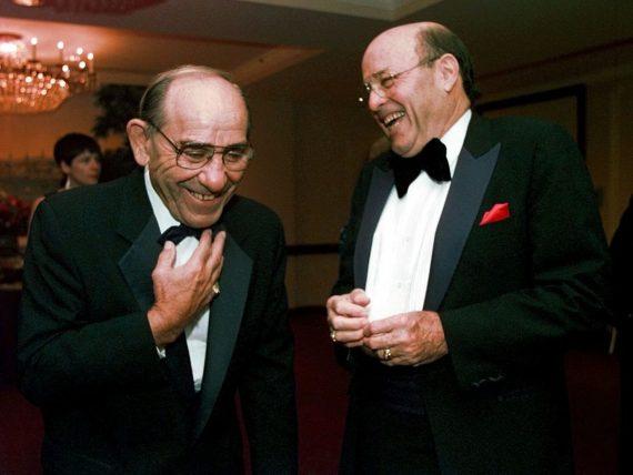 Yogi Berra Joe Garagiola