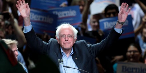 Sanders Wins In Wisconsin, But Clinton Remains In Control In The Race For Delegates