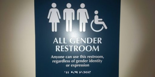 Transgender Rights And The Sudden Conservative Obsession With Bathrooms