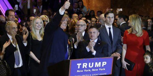 Donald Trump Scores Big Win In New York