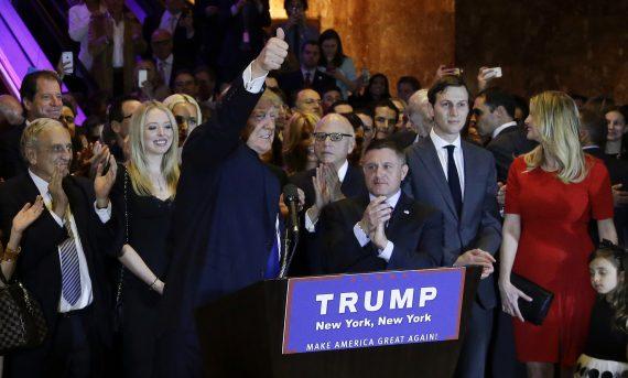 Trump New York Victory