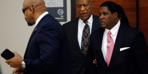 Bill Cosby Heads Back For A Second Sexual Assault Trial, With Some Major Differences