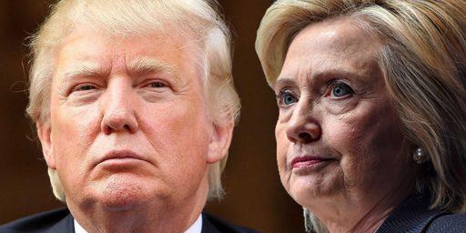 Donald Trump Resurrects The Worst Of Clinton Derangement Syndrome